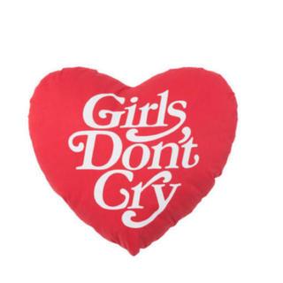 シュプリーム(Supreme)のGirls Don't Cry クッション ガールズドントクライ verdy(クッション)