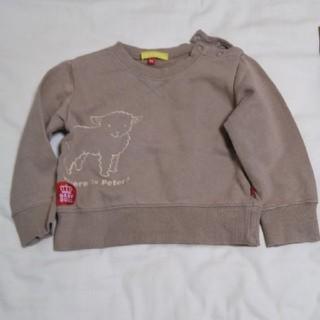 ベビードール(BABYDOLL)のベビードール トレーナー 90(Tシャツ/カットソー)