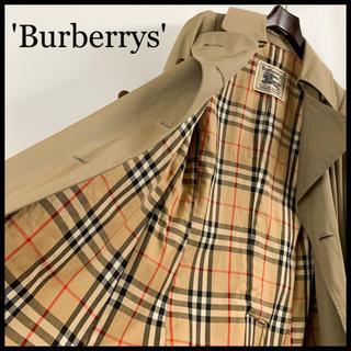 BURBERRY - BURBERRY バーバリー トレンチコート カーキ色 レディース 美品