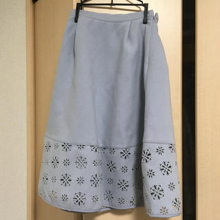 トランテアンソンドゥモード(31 Sons de mode)の冬用スカート(ひざ丈スカート)