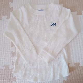 Lee - LeeワッフルロンT 100