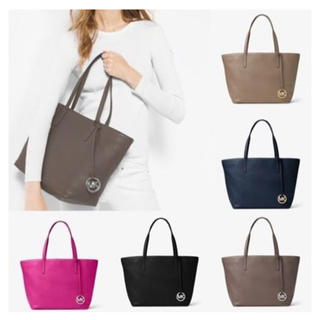 マイケルコース(Michael Kors)のMichael Kors Izzy Large Leather Tote(トートバッグ)