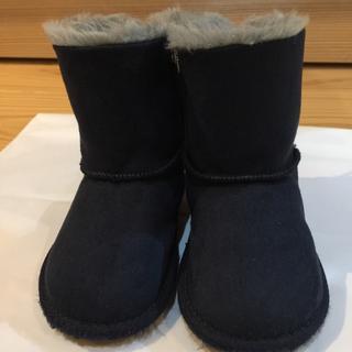 ミキハウス(mikihouse)のミキハウス ブーツ 15センチ(ブーツ)