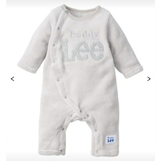 Lee - LEE ロンパース 80サイズ グレー