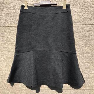 ニジュウサンク(23区)の23区 スカート グレー 36(ひざ丈スカート)