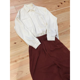 INGNI - INGNI ホワイトシャツ