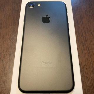アップル(Apple)のApple iPhone7 32GB(スマートフォン本体)