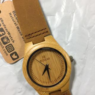 竹の時計(腕時計(アナログ))