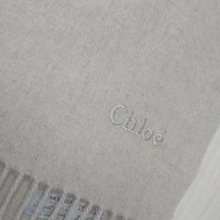 Chloe - 確実正規Chloeクロエストール マフラー