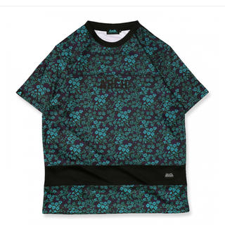 adidas - 🧡arch 花柄 ドライTシャツ