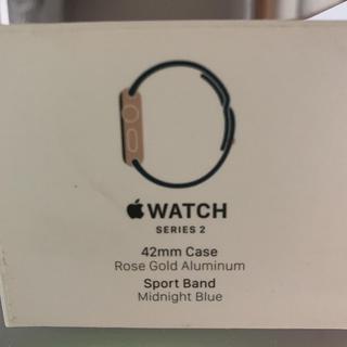 アップルウォッチ(Apple Watch)のApple Watch Series 2(その他)