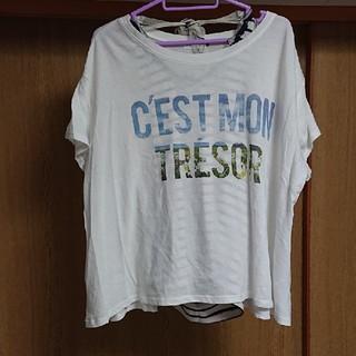 レプシィム(LEPSIM)のトップス二点(Tシャツ(半袖/袖なし))