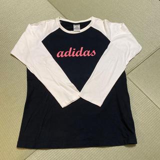 adidas - アディダス ロンT Lサイズ