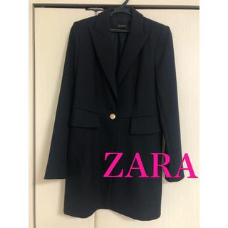 ZARA - ZARA ジャケット ネイビー