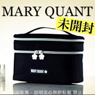 MARY QUANT - ⭐️新品⭐️【MARY QUANT】2段型 バニティポーチ★付録❗️