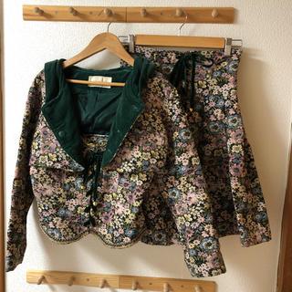 JaneMarple - 美品 ジェーンマープル セットアップ スーツ