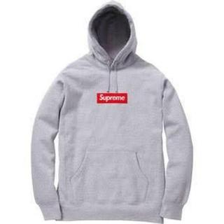 Supreme - Supreme 16aw Box Logo Hooded Sweatshirt