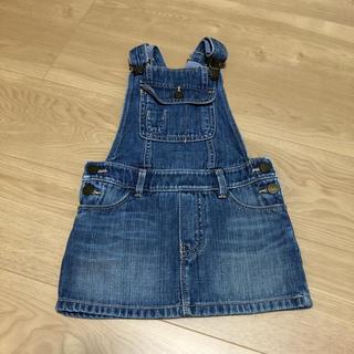 babyGAP - GAP  サロペットスカート 90センチ