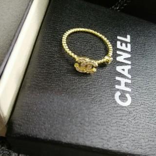 シャネル(CHANEL)の美品!★シャネルCHANEL リング (リング(指輪))