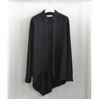 LAD MUSICIAN - ethosens 17aw 段違いシャツ