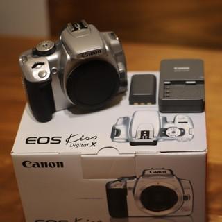 Canon - Canon EOS Kiss Digital X ボディ 一眼レフ