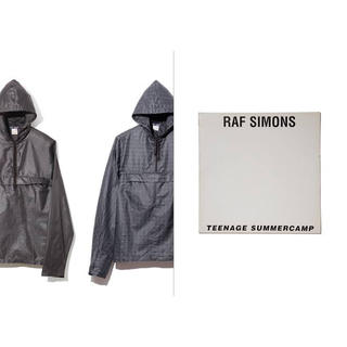 RAF SIMONS - Raf Simons 1997ss アノラックパーカー