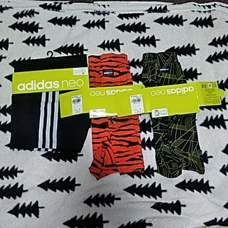 adidas - アディダス 160 とM パンツ 新品