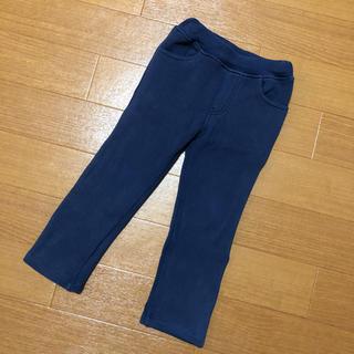 mikihouse - ミキハウス*厚手スウェット裏起毛パンツ*100cm