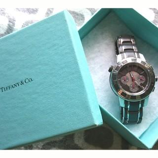 ティファニー(Tiffany & Co.)のTIFFANY & Co. 腕時計 クロノグラフ(腕時計(アナログ))