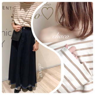 Ciaopanic - 今期♡¥7590【ciaopanic typy】サーキュラーデニムスカート