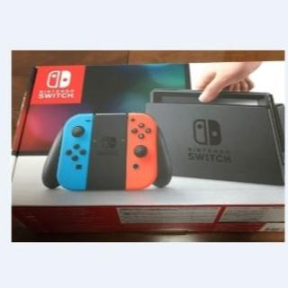 Nintendo Switch - 中古美品Nintendo Switch Joy-Con (L) ネオンブルー