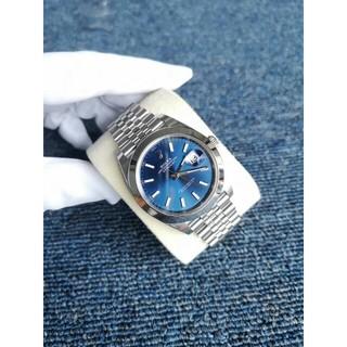 ROLEX - ロレックスの男性腕時計は全自動式機械式時計です。夜の光が透ける防水腕時計です