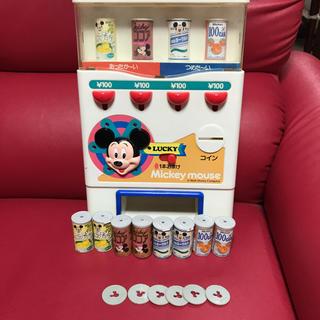 ミッキー 自動販売機 ディズニー レトロ