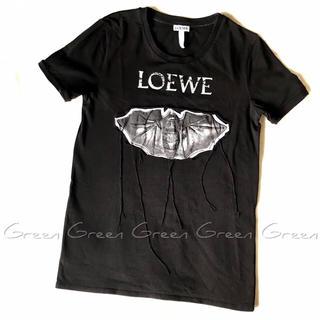 LOEWE - LOEWE ロエベ コウモリTシャツ bat T-shirt パズル ハンモック