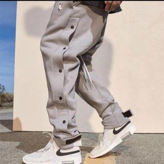 FEAR OF GOD - (L)FEAR OF GOD  Nike Warm Up Pants Large