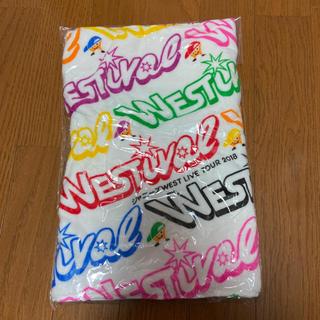 ジャニーズWEST - Westival タオル