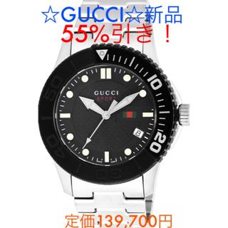 Gucci - グッチ☆新品☆メンズ腕時計☆GUCCI☆Gタイムレス☆YA126249