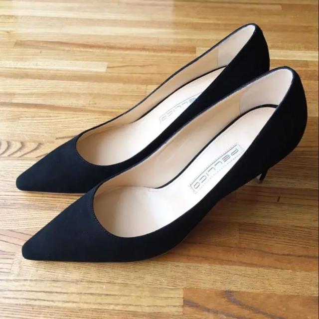 DEUXIEME CLASSE(ドゥーズィエムクラス)の【新品】Pellico 8cm SEMI SQUARE PUMPS◆37 レディースの靴/シューズ(ハイヒール/パンプス)の商品写真