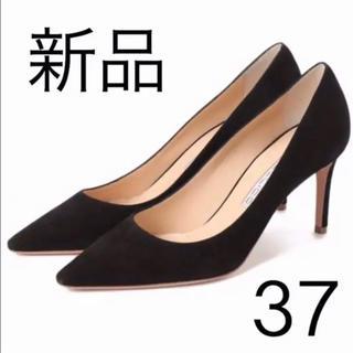 DEUXIEME CLASSE - 【新品】Pellico 8cm SEMI SQUARE PUMPS◆37