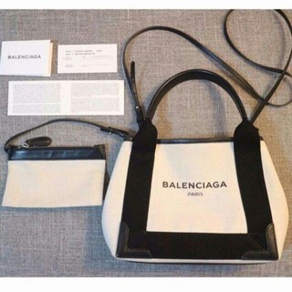 Balenciaga - バレンシアガ キャンバストート XS