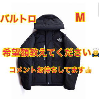 THE NORTH FACE - [希望額教えてください]THE NORTH FACE バルトロライトジャケット