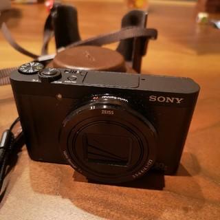 SONY - ソニー サイバーショット DSC-WX500 デジタルカメラ カバー付き