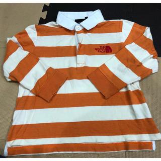 ザノースフェイス(THE NORTH FACE)のノースフェイス 長袖 トップス 120(Tシャツ/カットソー)