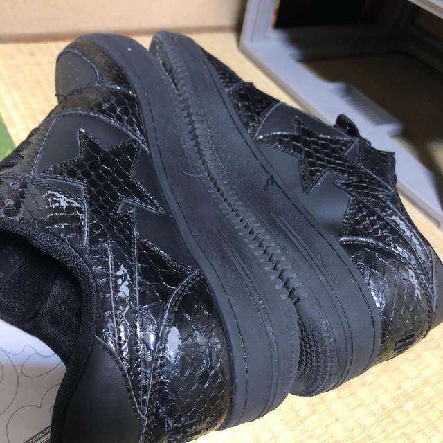 A BATHING APE(アベイシングエイプ)のA BATHING APE  BAPESTA メンズの靴/シューズ(スニーカー)の商品写真
