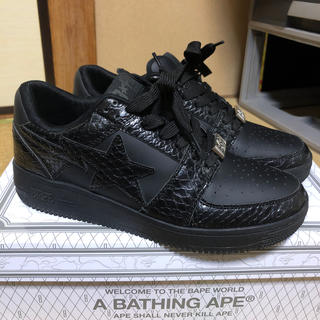 A BATHING APE - A BATHING APE  BAPESTA