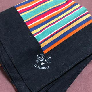 イルビゾンテ(IL BISONTE)のイルビゾンテ バンダナスカーフ2枚セット(バンダナ/スカーフ)
