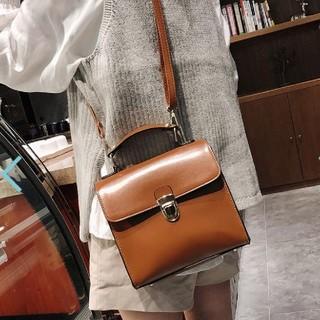 dholic - 新品 シンプルショルダーバッグ ハンドバッグ