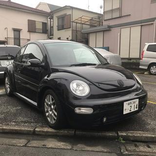 Volkswagen - ニュービートル ブラック カスタム多数