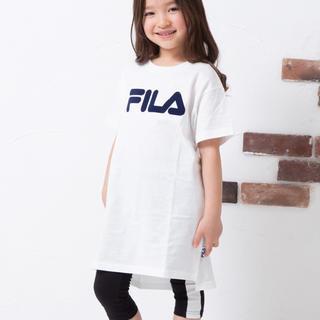 フィラ(FILA)のFILA ロゴワンピース(ワンピース)