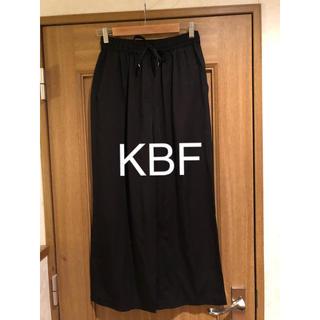 KBF - ♡KBF♡ドローストリング ワイドパンツ♡